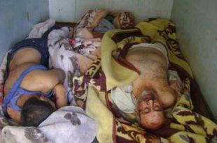 Сиријски терористи настављају са масакрима: Убили 12 цивила у селу код Хомса