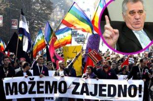 Томислав Николић: Већ данас почети припреме за Параду поноса догодине и обезбедити одговарајуће количине вазелина