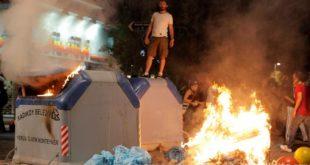 У Турској нови сукоби полиције и антивладиних демонстраната 6