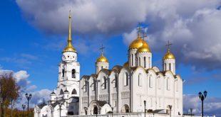 Заслепљујући сјај белокамених храмова Владимира и Суздаља (видео, српски)
