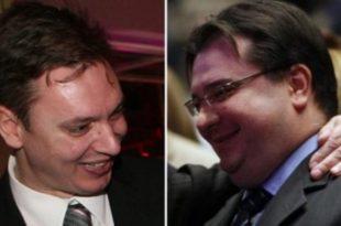 Подсећање: Вучић друг са шефом Тадићевог кабинета Микијем Ракићем