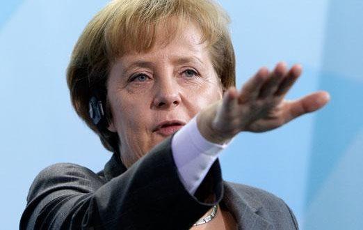 Подршка ХДЗ-у: Ангела Меркел у мају на предизборном скупу у Загребу 1