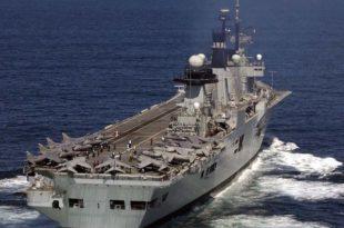 Британска морнарица изненадно напустила Средоземно море