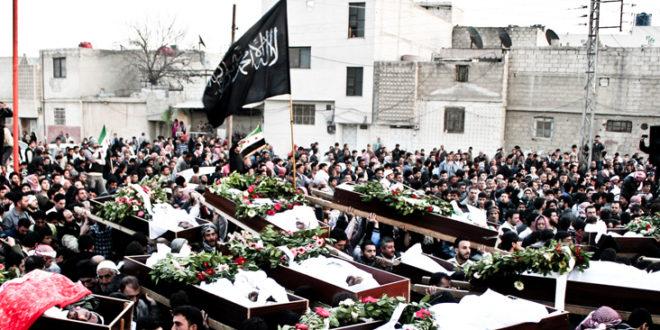 Сиријска опозиција: Џихадисти нам украли револуцију 1