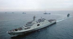 Да ли је Кина послала војне бродове ка обалама Сирије? 6