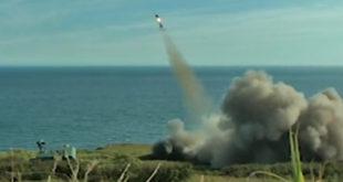 Руска Пацифичка флота вежба обарање крстарећих ракета (видео) 4