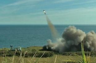 Руска Пацифичка флота вежба обарање крстарећих ракета (видео)