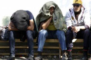 Избеглице из Сирије спавају у ваљевским парковима