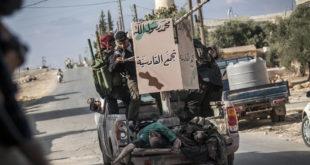 Распала се сиријска терористичка опозиција 3