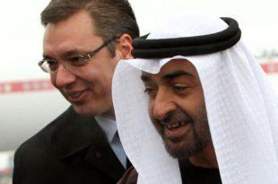 Александар Вучић уз помоћ шеика бин Заједа и Саудијске Арабије наоружава џихадисте у Сирији