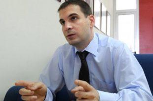 Милош Јовановић вратио мандат ДСС и напустио посланички клуб