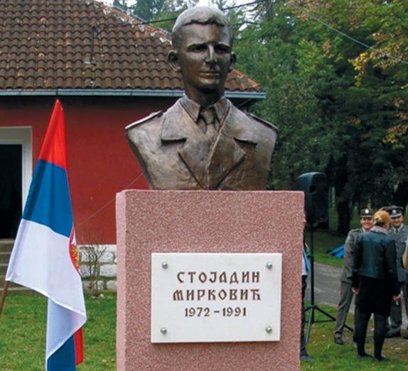 Стојадин Мирковић - Херојство Синђелића 2