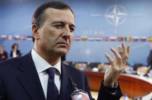 Вучићев нови саветник Франко Фратини је кандидат за генералног секретара НАТО пакта