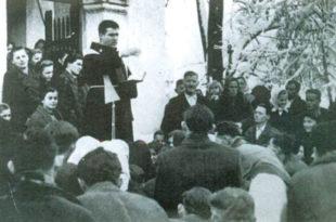 НДХазија: Док се српски патријарх и екуменисти лижу са папом дотле католици у Ливну католиче преостале Србе