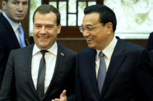 Русија и Кина подижу ниво међусобне трговине на сто милијарди долара
