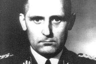 Билд: Шеф Гестапоа сахрањен на јеврејском гробљу