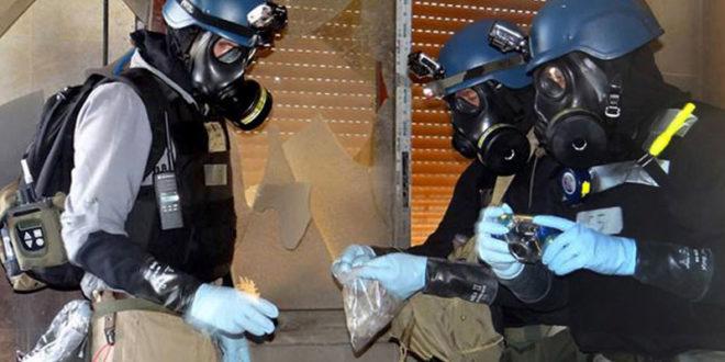 Тим УН почео уништавање сиријског хемијског оружја 1