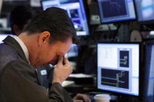 ПОТОП НА БЕРЗАМА: Волстрит се сурвао, долар ослабио, расте фамозни индекс страха