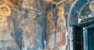 Необичне фреске Цркве Светог Архангела у Борачу