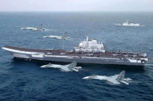 Кина послала носач авиона у Јужно кинеско море 9