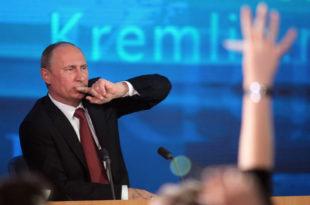 Кремљ: Путин 19. децембра држи велику прес-конференцију