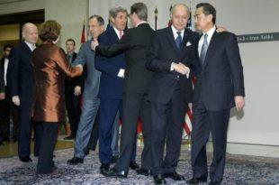 Женева: Нуклеарни договор Ирана и светских сила 2
