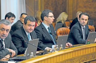 Да ли ико зна колико је у прве три недеље 2015. Влада Србије одржала састанака и колико је времена утрошено на то?
