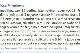 Овако изгледа слобода медија у Србији данас