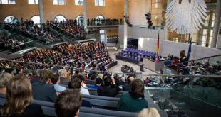 Упозорење посланичког клуба CDU/CSU у немачком Бундестагу 7