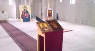 Чудесна прича на дан откривања споменика Његошу: Голуб на икони Светог кнеза Лазара