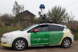 Гугл дошао у Калуђерицу и изгубио се! :)