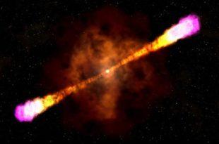 Најјача експлозија у Космосу коју је човек икад видео и забележио! (видео)
