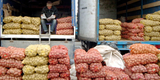 Србија опет увози кромпир