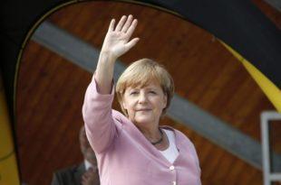 Auf Wiedersehen Angela!