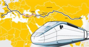 Кина: Нови воз на Путу свиле скратио путовање за 20 дана 8