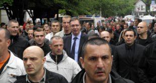 Криминалци под контролом Александра Вучића праве хаос у Косовској Митровици 7