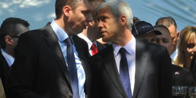 Тајни план Александра Вучића! Између осталог намерава да после избора постави Бориса Тадића за министра спољних послова Србије!