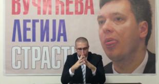 СНП Наши основали Вучићеву Легију Страсти (видео) 7