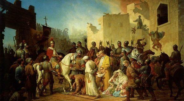Војно-обавештајна делатност у Руском царству: Судбина љубимца Ивана Грозног