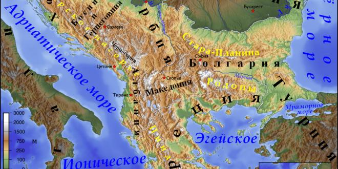 Територије