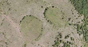 Древна опсерваторија: Мистериозни кругови на планини Девици (видео) 11