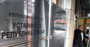 Уставни суд први пут оборио меру Владе из ванредног стања