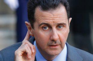 Стигло им из д...а у главу: Запад даје подршку Башару Асаду 3