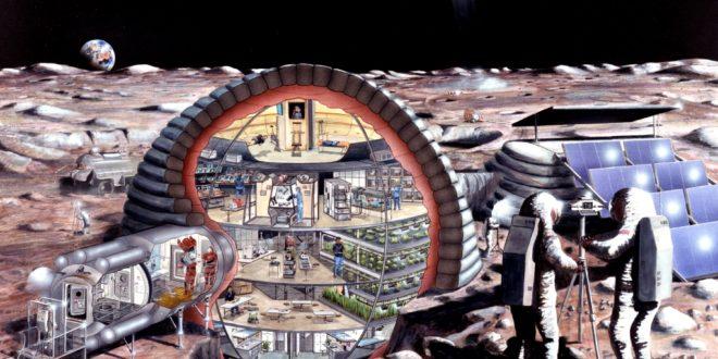 Рогозин: Русија планира да направи базу на површини Месеца