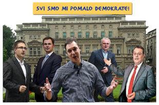 Жути лопови и тајкуни масовно беже под скуте Александра Вучића како би сачували отето и опљачкано 2