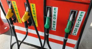 Скупа нафта и барже Дунавом погурале цену горива 10