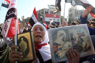 Сирија: Крај хришћанске цивилизације? 1
