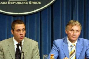 Саветник премијера и члан кабинета владе Зорана Ђинђића, Јањушевић и Колесар осумњичени за организацију ликвидације новинара Пантића