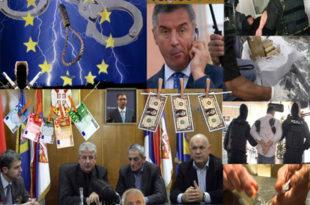 Српска власт као најопаснија мафијашка организација у Европи