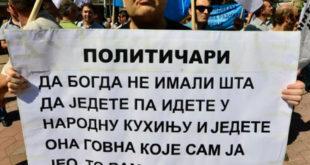 Грађани Србије већ годинама оковани су сиромаштвом, плате све мање, цене све више 4